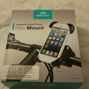 Merkury Accessories - Universal Smart Phone Bike Mount
